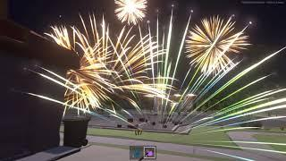 Fireworks Mania - An Explosive Simulator (Demo)  GamePlay