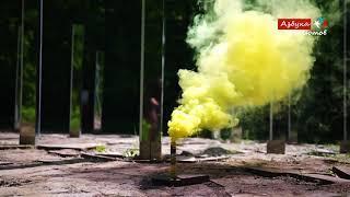 МДП 9 Цветной дым Желтый 60 сек Мегапир