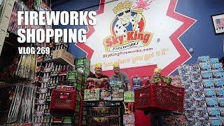 FIREWORKS SHOPPING | Sky King | Fort Myers, FL