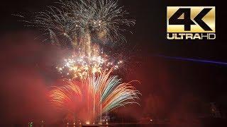 ⁽⁴ᴷ⁾ Tilburgse Kermis vuurwerk 2019 - Dutch Fireworks Professional - Tilburg