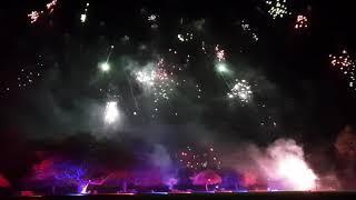 Battersea park fireworks 2018 pt1 60fps