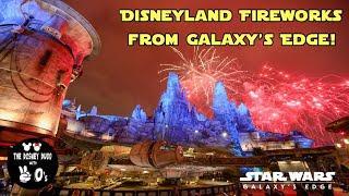 Fireworks in Galaxy's Edge!?