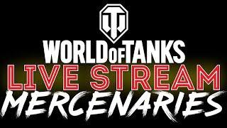 World of Tanks Console - Live Stream