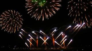 2019 Philippine International Pyromusical Competition Opening - Philippines Platinum Fireworks