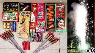 Before Diwali Fireworks Stash Testing Part 14 | New & Different Type Of Diwali Cracker Testing 2020