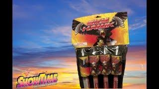SKY HAWK ROCKETS - SHOWTIME FIREWORKS