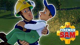 Fireman Sam ⭐️ Being Safe Fireworks!