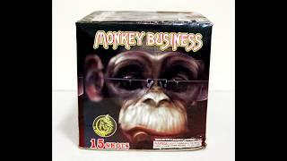 1st American Fireworks - Monkey Business