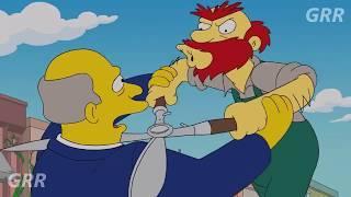 Симпсоны Лучшие моменты #12 30 сезон