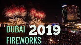 2019 Dubai Festival City DFC Fireworks