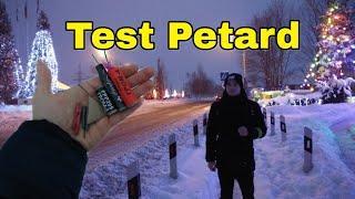 Взрываем Петарды В Лесу - ЧТО-ТО ПОШЛО НЕ ТАК!!!!!!
