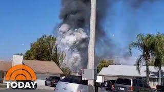 Fireworks Explosion Kills 2 In Southern California | TODAY