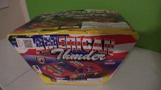 25 SHOT AMERICAN THUNDER - DOMINATOR FIREWORKS