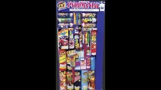 PYROMANIAC  Assortment - TNT Fireworks