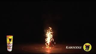 BC2196 Kaboodle Fountain by Black Cat Fireworks
