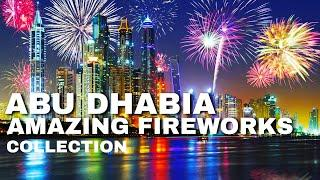 abu dhabi amazing fireworks collection |most beautiful shell fireworks | world recod fireworks