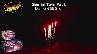 Gemini Firework Twin Pack - Standard Fireworks