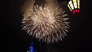Disney World Fireworks - DJI Osmo Pocket - 4K