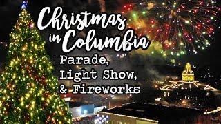 Christmas Parade, Light Show, and Fireworks in Columbia, MS
