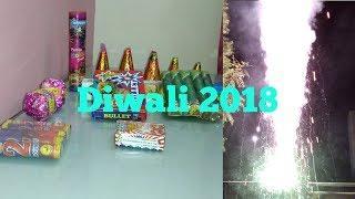 Before Diwali Firework Stash | 2018 Diwali | 20 October Fireworks