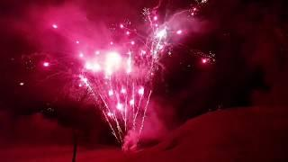 The Best Homemade FIREWORKS Show for the new year /spettacolo capodanno
