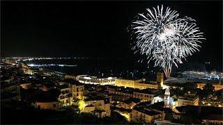 SALERNO Fuochi d'artificio San Matteo 2019 /PYROEXPLOSION /Novellino /fireworks /feuerwerk /vuurwerk