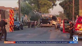 Community calls for accountability after failed LAPD fireworks detonation in South L.A.