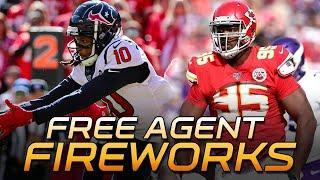 NFL Free Agency Fireworks Don't Include Chiefs Chris Jones    Kansas City Chiefs News NFL Draft 2020