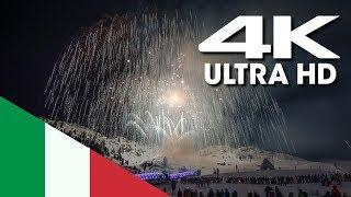 4K | Festival d'Art Pyrotechnique - Courchevel 2019 - GIULIANI FIREWORKS - Italy