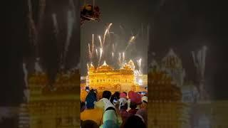 Gurupurab Fireworks at Golden Temple | 30.11.2020