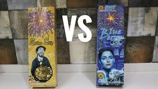 SONY FIREWORKS BLUEBERRY VS GOLDEN CHIP SKYSHOT ||Diwali crackers testing 2020||TESTING DIWALI STASH