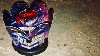 UFO LANDED - Firework Fountain - BoomWow Fireworks