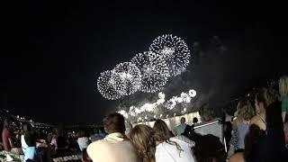 24.08.2018 Festival Art Pyrotechnique de Cannes 2018: DRAGON FIREWORKS - PHILIPPINES