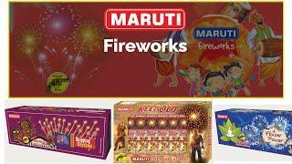 Maruti Fireworks Sivakasi Pistol Brand Crackers Review 2021