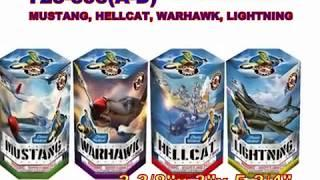 Class Warbird Cannon Fireworks (Coming in 2019) | Red Apple Fireworks