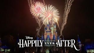 Happily Ever After fireworks spectacular (October 1, 2018) - 60fps