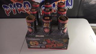 DOUBLE BARREL  - MAD OX FIREWORKS