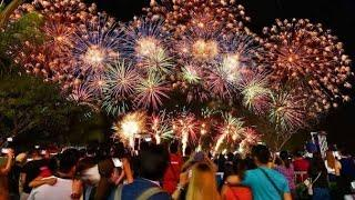 Best Fireworks  in Mall of Asia