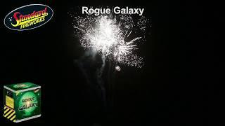 Rogue Galaxy Roman Candle Cake by Standard Fireworks