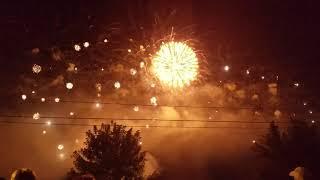 Ohio River Sternwheel Festival 2019: Fireworks