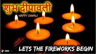 Happy Diwali To All of You | शुभ दीपावली | Let's The Fireworks Begin | Data Dock