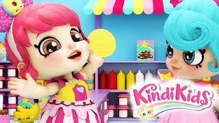 Кинди Кидс - Палаточное Веселье - Сборник - Веселый мультфильм для девочек