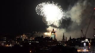 Edinburgh Festival Fireworks 2019 - Part 3 of 4