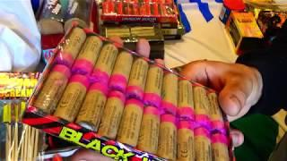 Fireworks Stash - Colectie Petarde si Artificii 2018 Part.3