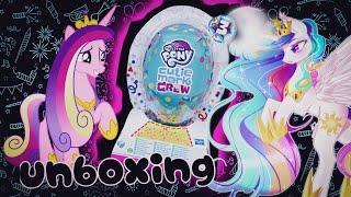 Cutie Mark Crew 3 серия My little pony   Распаковка сюрпризов