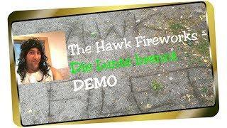 Neu - The Hawk Fireworks - Die Lunte brennt - DEMO - I Pyrostyle I Hardstyle I Feuerwerk Song