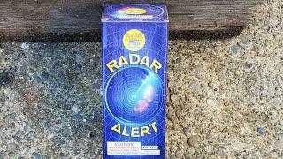 Radar Alert Fountain by World Class Fireworks