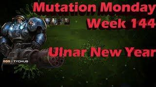 Early Mutations Tychus Ulnar New Year [FIREWORKS]