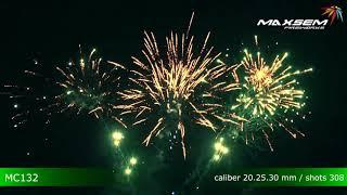 MC132 Еще круче салют Maxsem Fireworks NEW