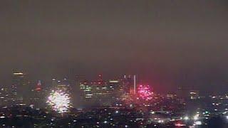 Illegal fireworks in Oakland spark fires, noise